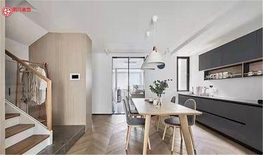 豪华型140平米三室两厅欧式风格餐厅图片大全