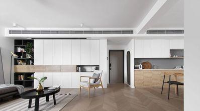 10-15万90平米三室三厅北欧风格客厅装修案例