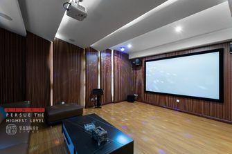 豪华型140平米复式混搭风格影音室装修效果图