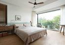 经济型120平米三室两厅田园风格卧室设计图