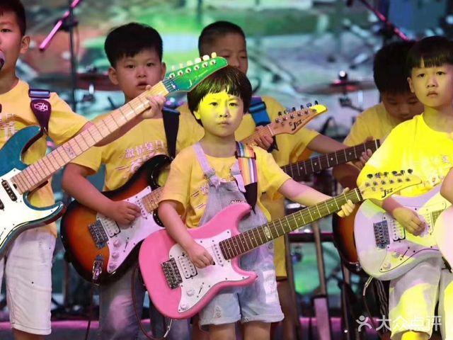 金手指吉他(吴江仲英广场校区)