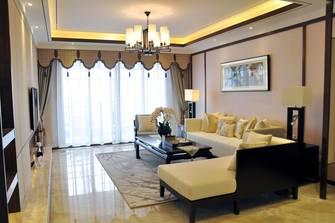 10-15万140平米三室三厅中式风格客厅欣赏图