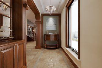 20万以上140平米别墅美式风格玄关图