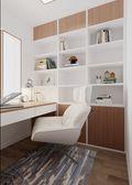 豪华型70平米日式风格书房欣赏图