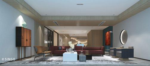 豪华型140平米别墅现代简约风格影音室设计图
