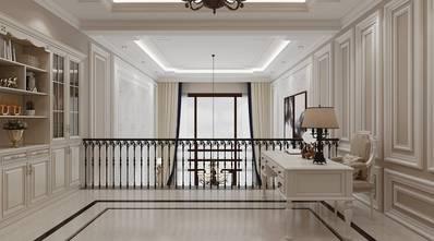 140平米别墅美式风格楼梯间图片