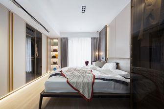 140平米一室一厅轻奢风格卧室欣赏图