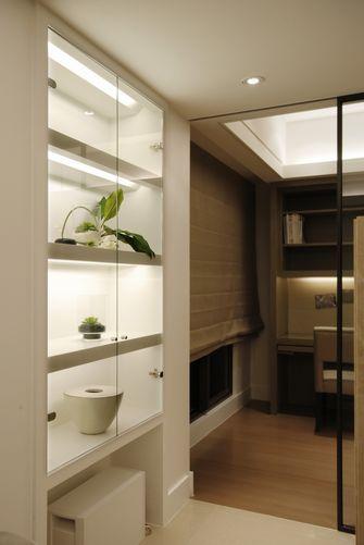 豪华型70平米现代简约风格玄关效果图