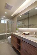 现代简约风格卫生间设计图
