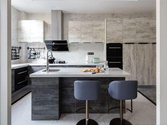 20万以上140平米四室两厅欧式风格厨房欣赏图