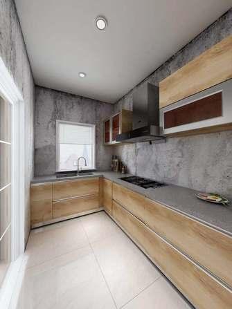 豪华型三英伦风格厨房装修效果图