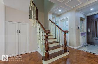 富裕型140平米复式美式风格楼梯间图