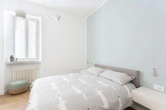 5-10万80平米北欧风格卧室装修案例