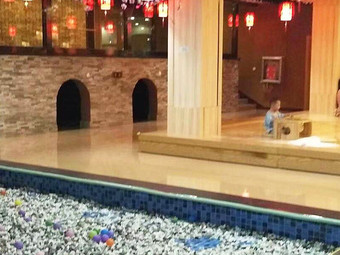 阳光格林温泉洗浴