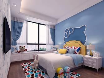 10-15万110平米混搭风格青少年房欣赏图