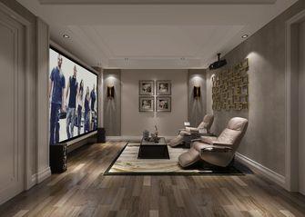 140平米别墅欧式风格影音室图片
