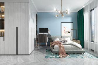 130平米三室三厅轻奢风格青少年房装修效果图