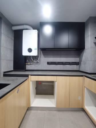 日式风格厨房设计图