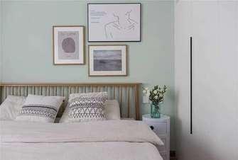 经济型90平米三室两厅北欧风格卧室图片大全