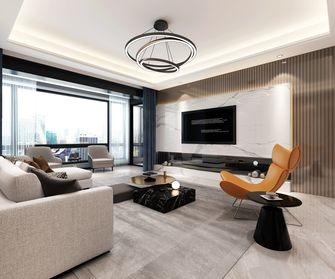 140平米欧式风格客厅装修图片大全