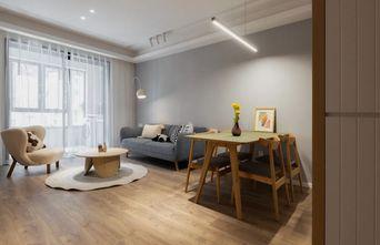 70平米日式风格客厅设计图