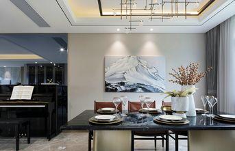 10-15万130平米三室一厅中式风格餐厅设计图
