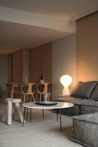 15-20万130平米三室两厅日式风格餐厅装修案例