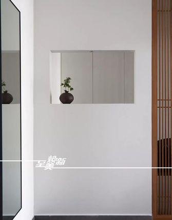 经济型40平米小户型中式风格玄关图