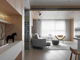 豪华型80平米三室两厅田园风格卧室图片