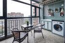 豪华型140平米中式风格阳台装修案例