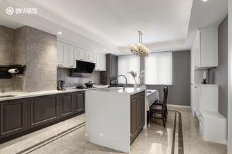140平米三室四厅欧式风格厨房效果图
