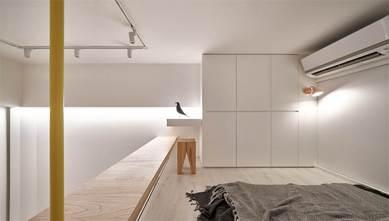 豪华型30平米小户型现代简约风格卧室欣赏图