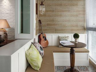 豪华型140平米四美式风格阳台图