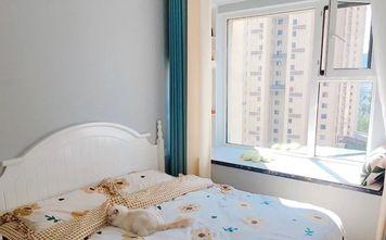 经济型50平米小户型现代简约风格卧室图片