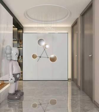 130平米一居室轻奢风格走廊装修案例