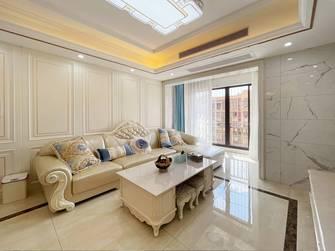 15-20万100平米三室两厅欧式风格客厅图片