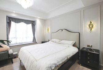 豪华型140平米四美式风格卧室图