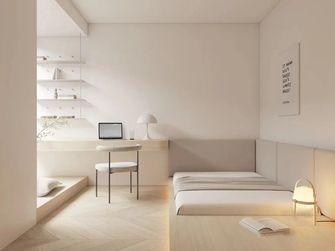 5-10万60平米一居室北欧风格书房设计图