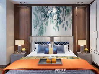 140平米中式风格卧室图