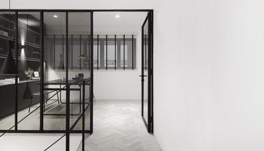 10-15万50平米复式现代简约风格书房装修效果图