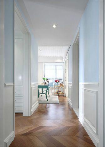 20万以上110平米三室一厅欧式风格走廊图片