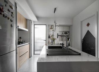 豪华型120平米三室一厅日式风格厨房图片大全