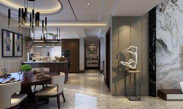 豪华型140平米四室四厅中式风格餐厅欣赏图