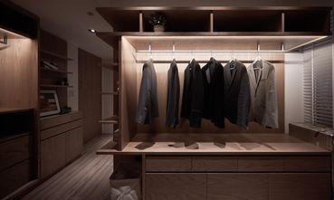 10-15万140平米一居室现代简约风格衣帽间装修图片大全