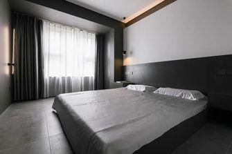 经济型70平米公寓现代简约风格卧室欣赏图