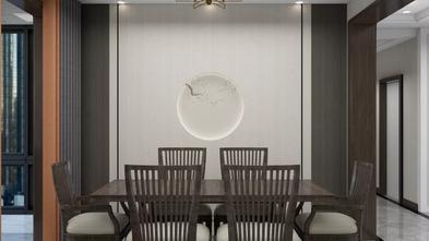 豪华型140平米四室一厅中式风格餐厅欣赏图