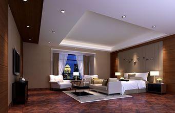 140平米三室两厅欧式风格卧室图片