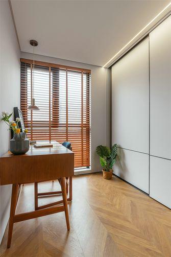 10-15万100平米三室一厅北欧风格书房效果图