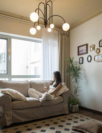 20万以上50平米公寓法式风格客厅欣赏图