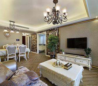 3万以下110平米新古典风格客厅装修图片大全